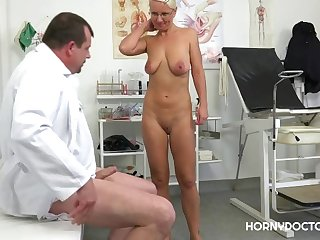 CHECK MY PUSSY, DOCTOR!