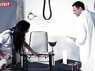 LETSDOEIT - Pissing And Bdsm Sex With Nasty German Doctors
