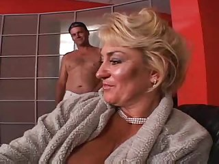 Mature fucked with a thick cock