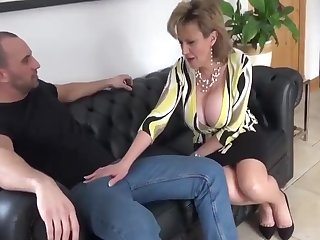 Cheating MILF kinky sex