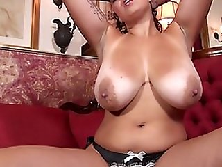 British Big Titted Anastasia
