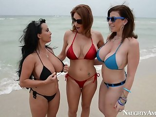 Cougars From The Beach