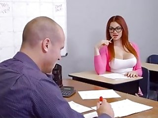 Hooters at School - Skyla Novea and additionally Sean Lawless - Skyla