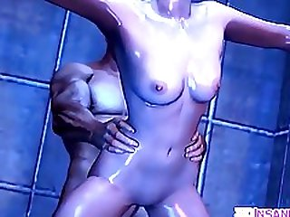 3D Predators Fucking Hot Tight Pussy Babes