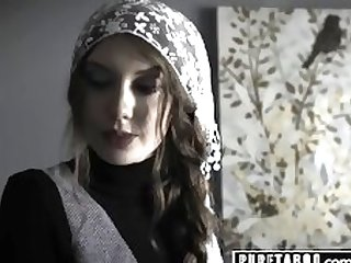 PURE TABOO Elena Koshka Creampie while Speaking Russian