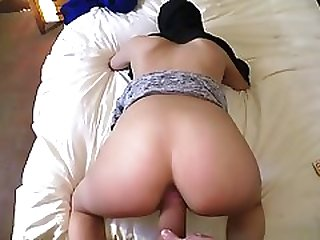 Arab Babe Banged For Some Cash