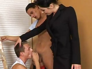 Bisexual action 3 czech