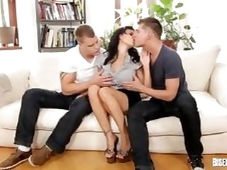 Paul joins Berra and Dentu for a MMF threesome
