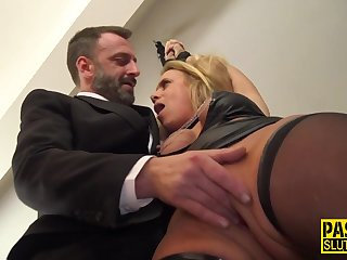 Fetish whores ass plowed