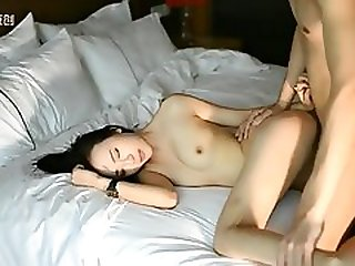 Really Nice Censored Clip With Amateur Chinese Couple