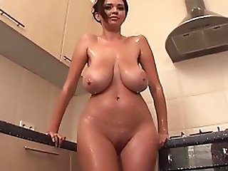 Shameless MILF With Huge Natural Tits