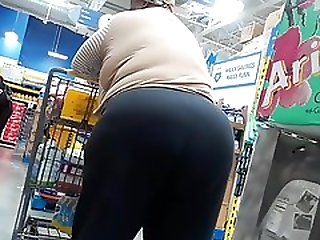Huge Ass BBW Mature