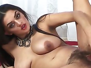Russian + Hairy + Bog Titties - Latoya French