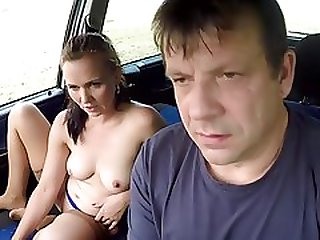 Slut Screwed In Car Hot Czech Porn Video