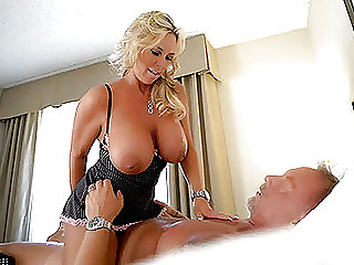 Wifey Goes For Second Cock and Cumshot