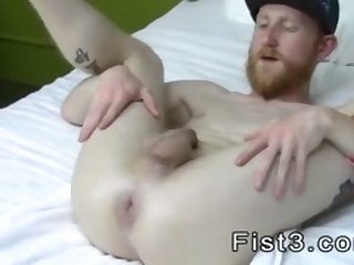 Gay sleeping sex free mp4 Fisting the rookie , Caleb