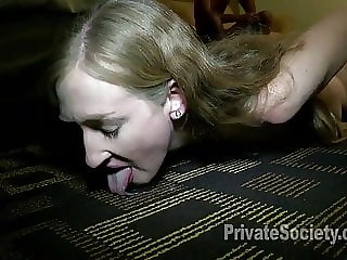 Lick It Up Off The Dirty Floor