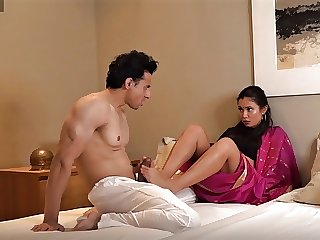 Hot Desi Mom stripped and assfucked rough by young boy